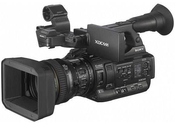 מצלמת וידאו מקצועי סוני Sony Pxw-X200 Professional Full Hd Xdcam Camcorder