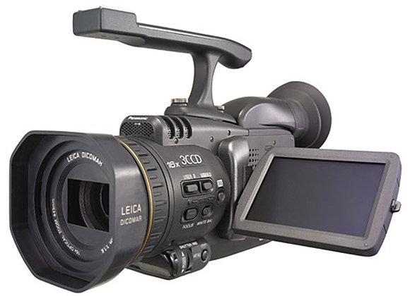 מצלמת וידאו מקצועי פאנסוניק Panasonic Ag-Dvc 30/32