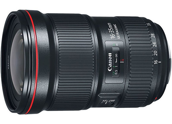 עדשת קנון Canon lens EF 16-35mm f/2.8L III USM