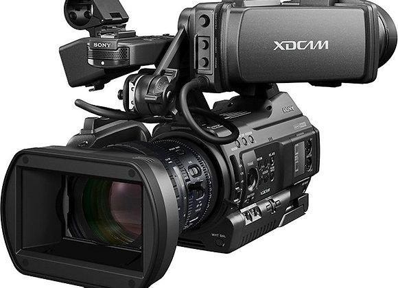 מצלמת וידאו מקצועי סוני Sony Pmw-300k1 Xdcam Hd Camcorder