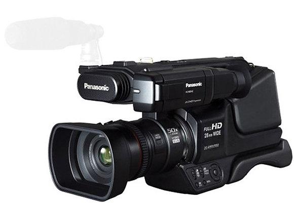מצלמת וידאו מקצועי פנסוניק Panasonic HC-MDH2