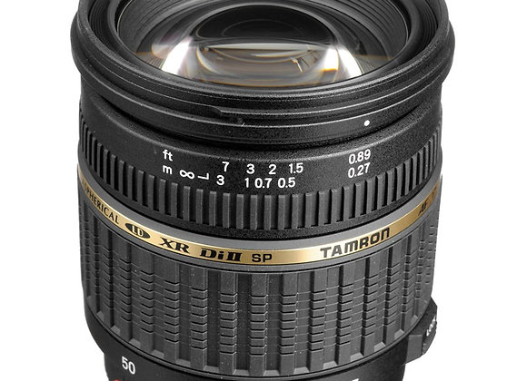 עדשת טמרון Tamron for Sony SP AF17-50mm F/2.8 Di II LD Aspherical IF - יבואן רשמ