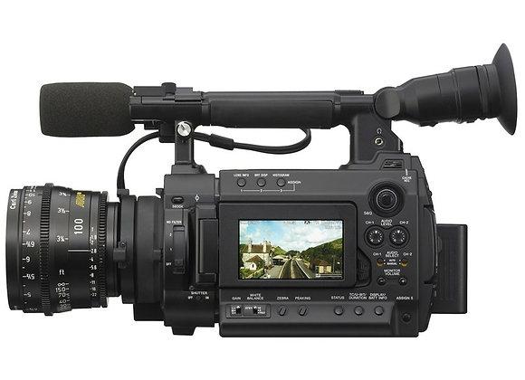 מצלמת וידאו מקצועי סוני Sony Pmwf3l מצלמה בלבד