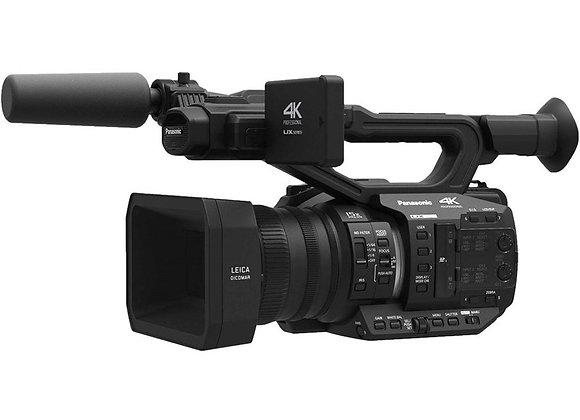 מצלמת וידאו מקצועי פנסוניק Panasonic AG-UX90 4K/HD Professional Camcorder