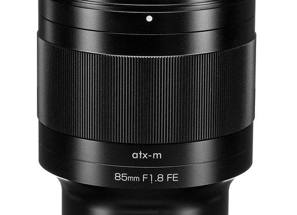 עדשת טוקינה Tokina for Sony E ATX-M 85mm f/1.8
