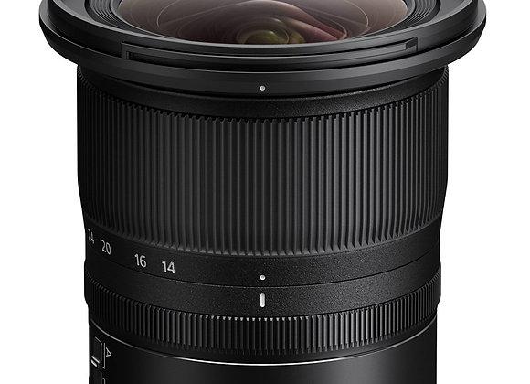Nikon Z Lens Nikkor Z 14-30mm f/4 S עדשה ניקון - יבואן רשמי