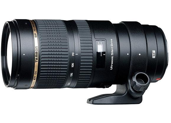 עדשה טמרון Tamron for Canon 70-200MM F/2.8 DI VC USD - יבואן רשמי
