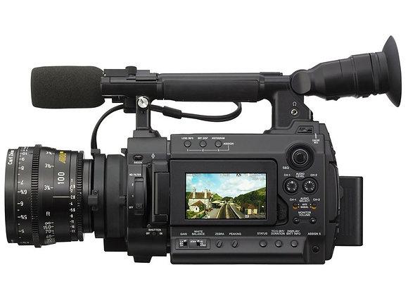 מצלמת וידאו מקצועי סוני Sony Pmw-F3k – קיט עם 3 עדשות Pl : 35ממ, 50ממ, 85ממ