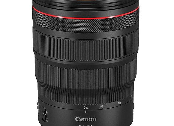 עדשה קנון Canon RF lens RF 24-70mm f/2.8L IS USM