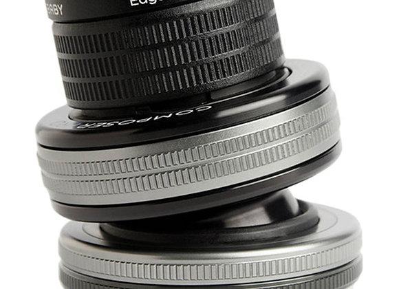 עדשה לנסבייבי Lensbaby lens for Canon Com.ProII+Edge50