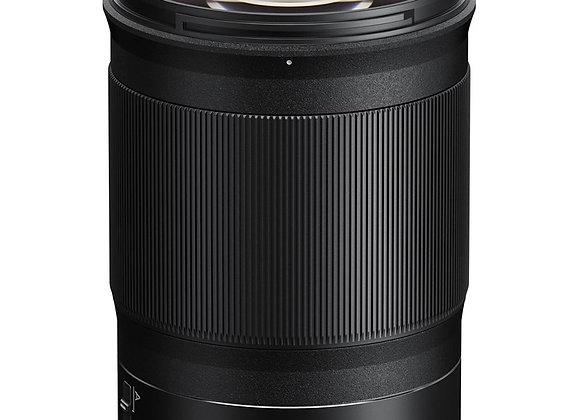 Nikon Z Lens Nikkor Z 85mm f/1.8 S עדשה ניקון - יבואן רשמי