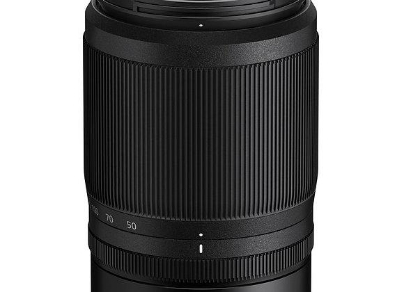 Nikon Z Lens Nikkor Z DX 50-250mm f/4.5-6.3 VR עדשה ניקון - יבואן רשמי