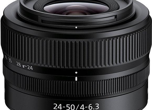 Nikon 24-50mm F4-6.3 For Z - יבואן רשמי