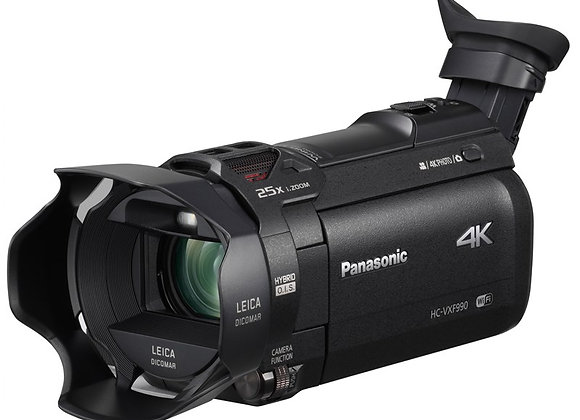 מצלמת וידאו מתקדמת פנסוניק Panasonic Hc Vxf-990