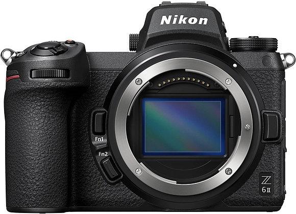 מצלמה חסרת מראה ניקון Nikon Z6II Body