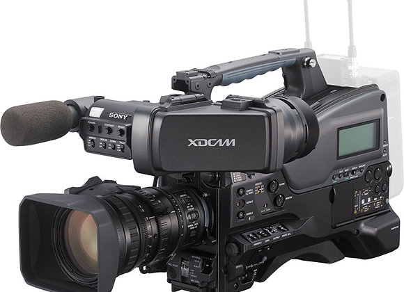 מצלמת וידאו מקצועי סוני Sony Pxw-X320 Xdcam Solid State Memory Camcorder