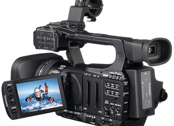 מצלמת וידאו מקצועי קנון Canon Xf100