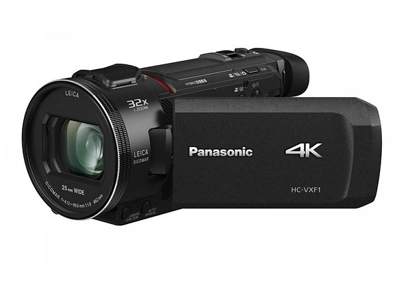 מצלמת וידאו מתקדמת פאנסוניק Panasonic Hc-Vxf1