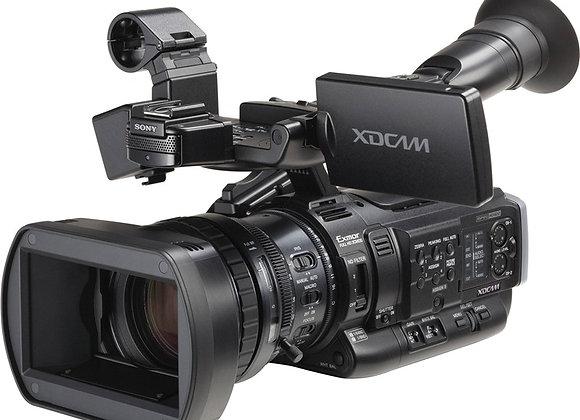 מצלמת וידאו מקצועי סוני Sony Pmw-200 Xdcam Hd422 Camcorder