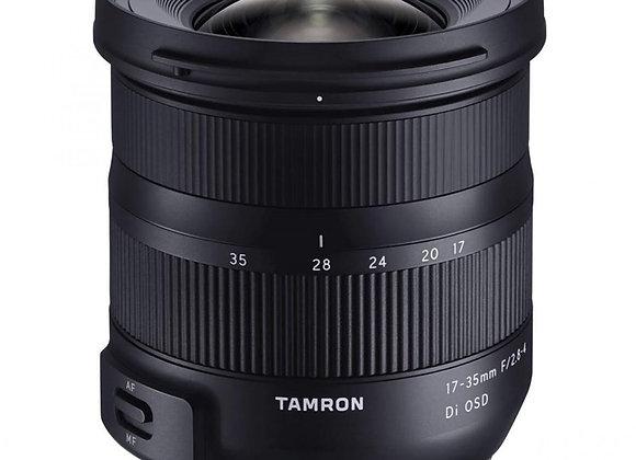 עדשה טמרון Tamron for Nikon SP AF 17-35mm f/2.8-4 Di OSD - יבואן רשמי