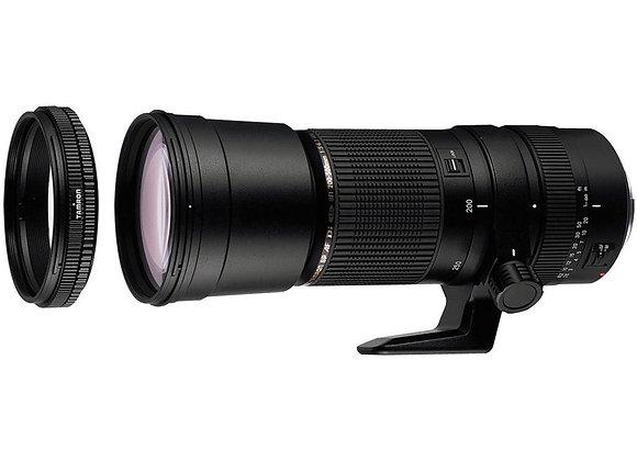 עדשה טמרון Tamron for Nikon SP Autofocus 200-500mm F/5-6.3 Di LD IF - יבואן רשמי