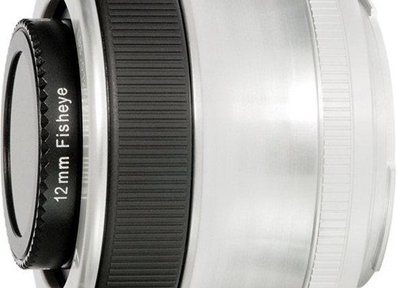 עדשה לנסבייבי Lensbaby Lens For Canon Scout W/Fisheye Optic