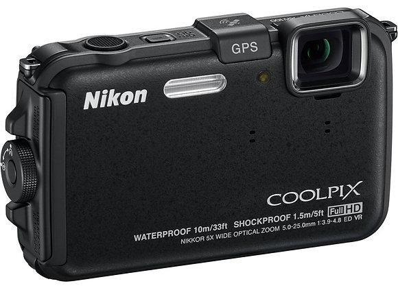 Nikon COOLPIX AW100 מצלמה קומפקטית ניקון - יבואן רשמי
