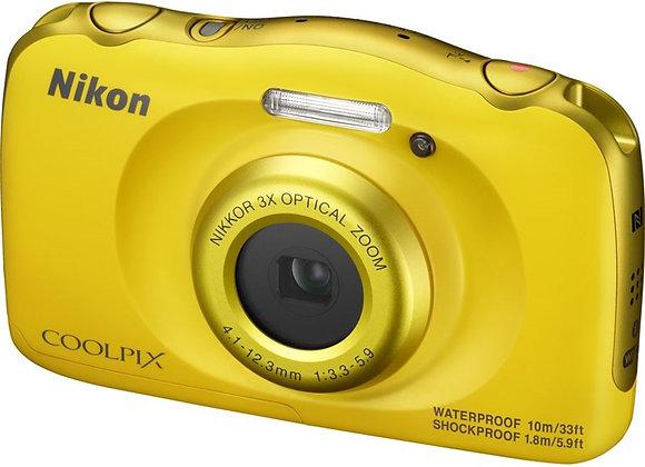 Nikon COOLPIX W100 מצלמה קומפקטית ניקון - יבואן רשמי