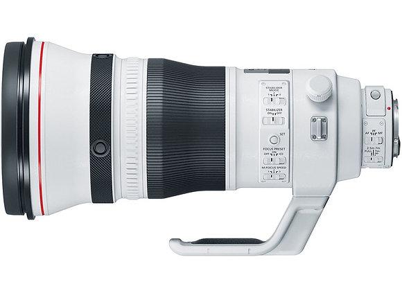 עדשת קנון Canon lens 400mm f/2.8 L IS USM