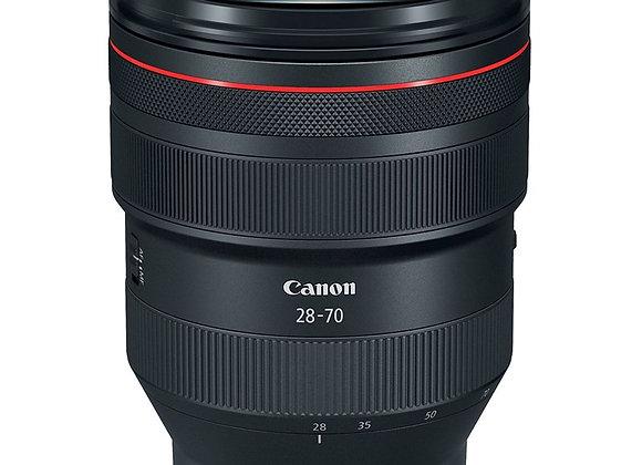 עדשת קנון Canon RF lens RF 28-70mm f/2L USM