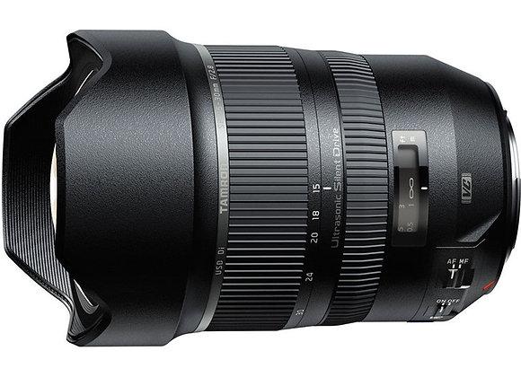 עדשת טמרון Tamron for Nikon SP 15-30MM F/2.8 Di VC USD - יבואן רשמי