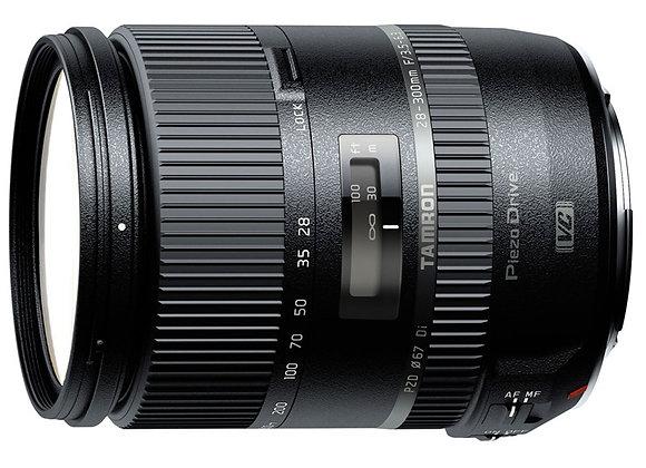 עדשה טמרון Tamron for Canon 28-300mm F/3.5-6.3 Di VC PZD (Model A010) - יבואן רש