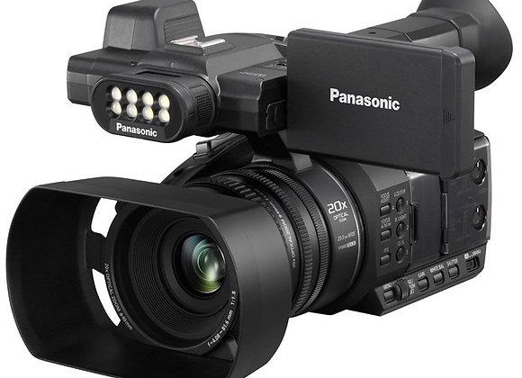 מצלמת וידאו מקצועי פאנסוניק Panasonic Hc-Pv100