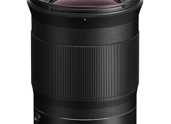 Nikon Z Lens Nikkor Z 24mm f/1.8 S עדשה ניקון - יבואן רשמי
