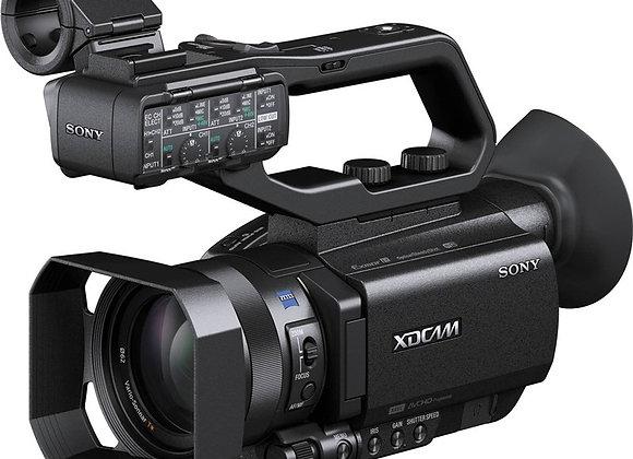 מצלמת וידאו מקצועי סוני Sony Pxw-X70 Professional Xdcam Camcorder