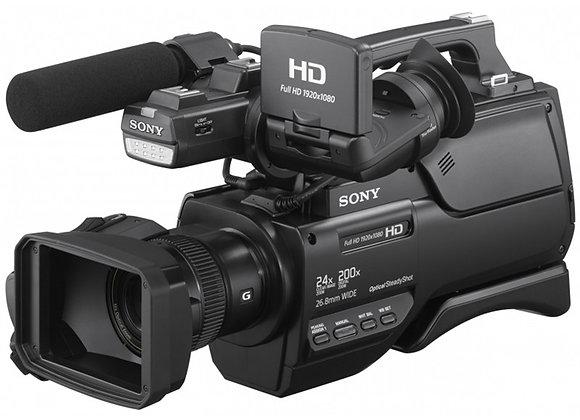 מצלמת וידאו מקצועי סוני Sony Hxr-Mc2500e Professional Hd Avchd Camcorder
