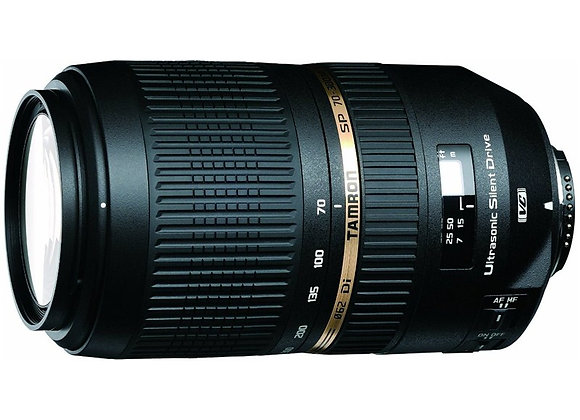 עדשת טמרון Tamron for Canon 70-300mm f/4-5.6 VC USD - יבואן רשמי