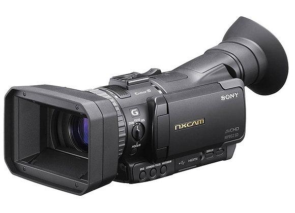 מצלמת וידאו מקצועי סוני Sony Hxr-Nx70e