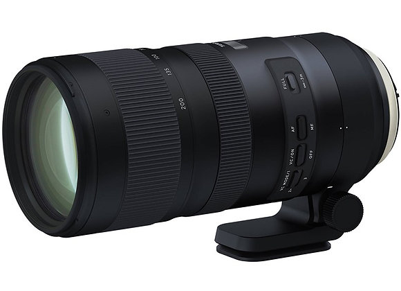 עדשת טמרון Tamron for Canon SP 70-200mm f/2.8 Di VC USD G2 - יבואן רשמי