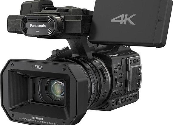 מצלמת וידאו מקצועי פאנסוניק Panasonic HC-X1000 4K Camcorder