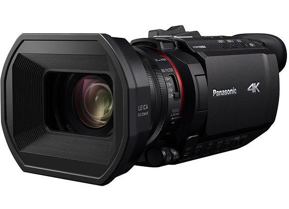 מצלמת וידאו מקצועי פנסוניק Panasonic Hc-X1500 4k