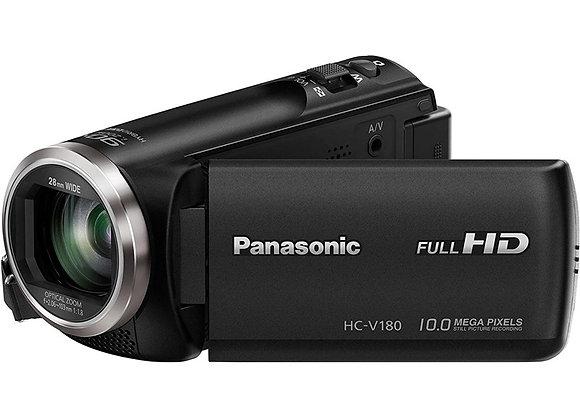 מצלמת וידאו חצי מקצועי פנסוניק Panasonic HC-V180 Full HD Camcorder