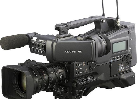 מצלמת וידאו מקצועי סוני Sony PMW-400K