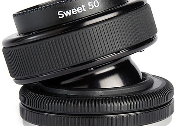 עדשת לנסבייבי Lensbaby Lens For Nicon Composer Pro W/Sweet 50 Optic