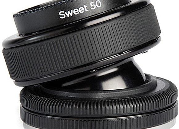 עדשה לנסבייבי Lensbaby Lens For Canon Composer Pro WSweet 50 Optic