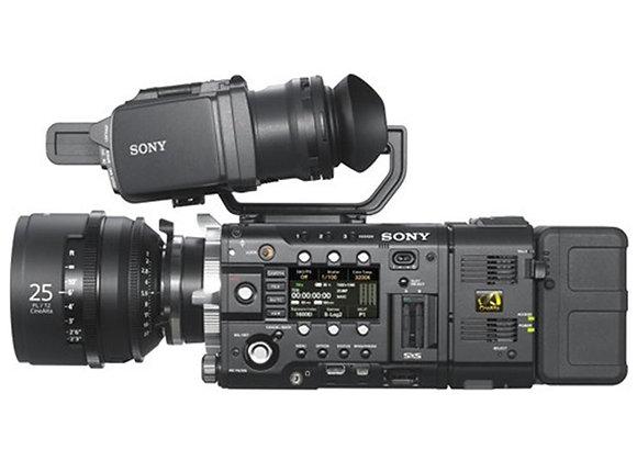 מצלמת וידאו מקצועי סוני Sony PMW-F55 CineAlta 4K Digital Cinema Camera