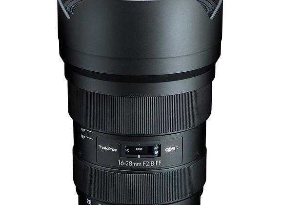 עדשה טוקינה Tokina for Canon 16-28mm F/2.8 ATX FX Zoom