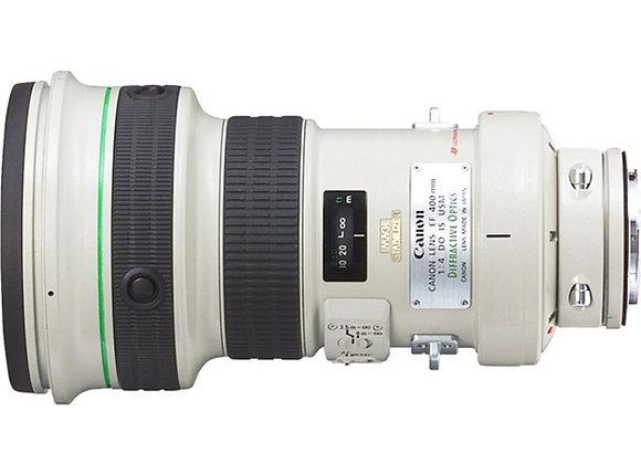 עדשת קנון Canon lens 400mm f/4.0 DO IS USM