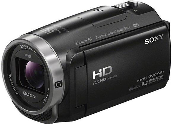 מצלמת וידאו חצי מקצועי סוני Sony Hdr-Cx625