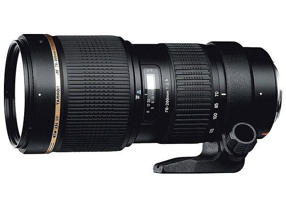 עדשה טמרון Tamron for Nikon 70-200mm f/2.8 - יבואן רשמי
